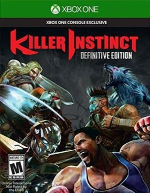 Killer Instinct: Definitive Edition cover art