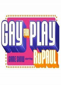 Gay for Play Game Show Starring RuPaul Season 1 cover art