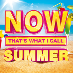 Now That's What I Call Summer cover art